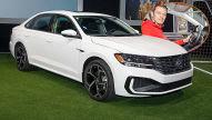 VW US-Passat Facelift (2019): Sitzprobe