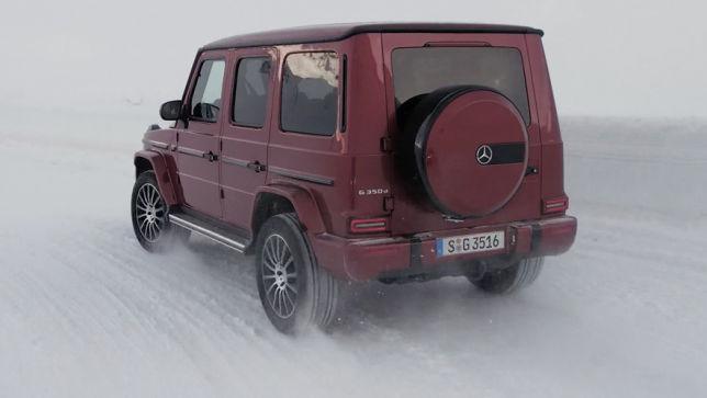 Sicher fahren bei Eis und Schnee
