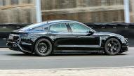 Röhrl testet E-Porsche