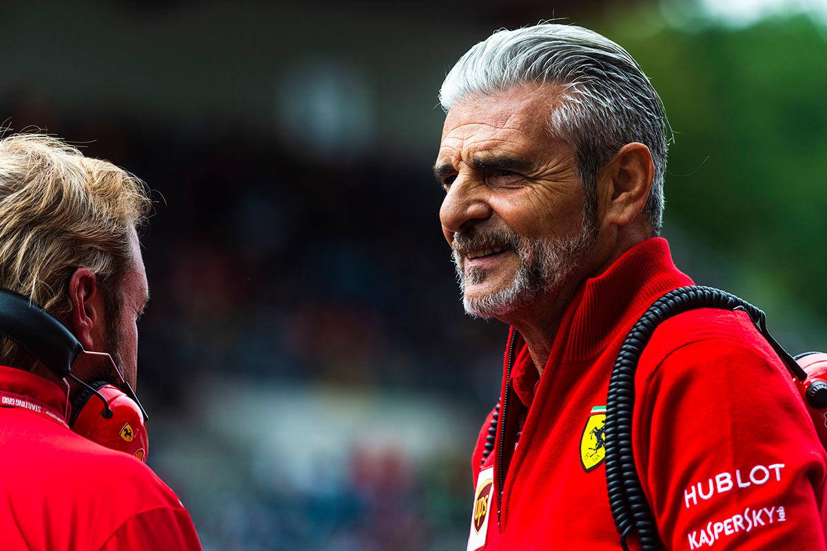 Formel 1: Ferrari-Teamchefs - Todt überragt alle