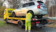 Volvo XC90: Dauertest