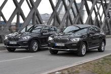 BMW X4: Test Benziner vs. Diesel