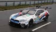 Daytona: Zanardi im BMW M8 GTE