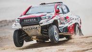 Rallye Dakar: Nur noch eine Etappe