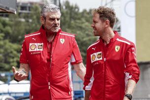 Offiziell: Binotto neuer Ferrari-Teamchef