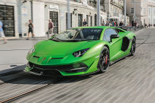 Lamborghini: Aventador, Hybrid, Technik, E-Motor, V10, V12