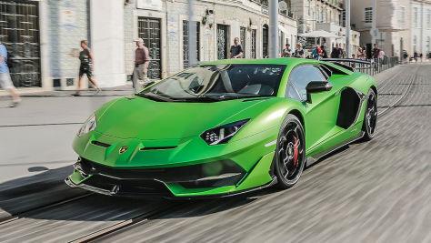 Lamborghinis elektrische Zukunft: Aventador