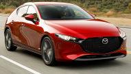 Erste Fahrt im Mazda3