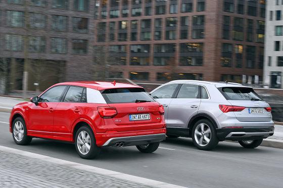 Audi Q2 Audi Q3