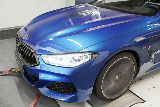 G-Power M850i mit 670 PS