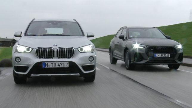 Duell der Kompakt-SUVs