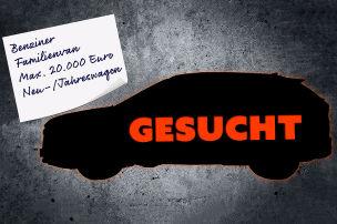 Empfehlung: Familienauto für 20.000 Euro