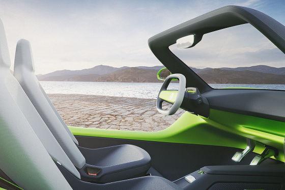 Elektro-Strandbuggy von VW