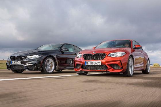 BMW M2 BMW M4