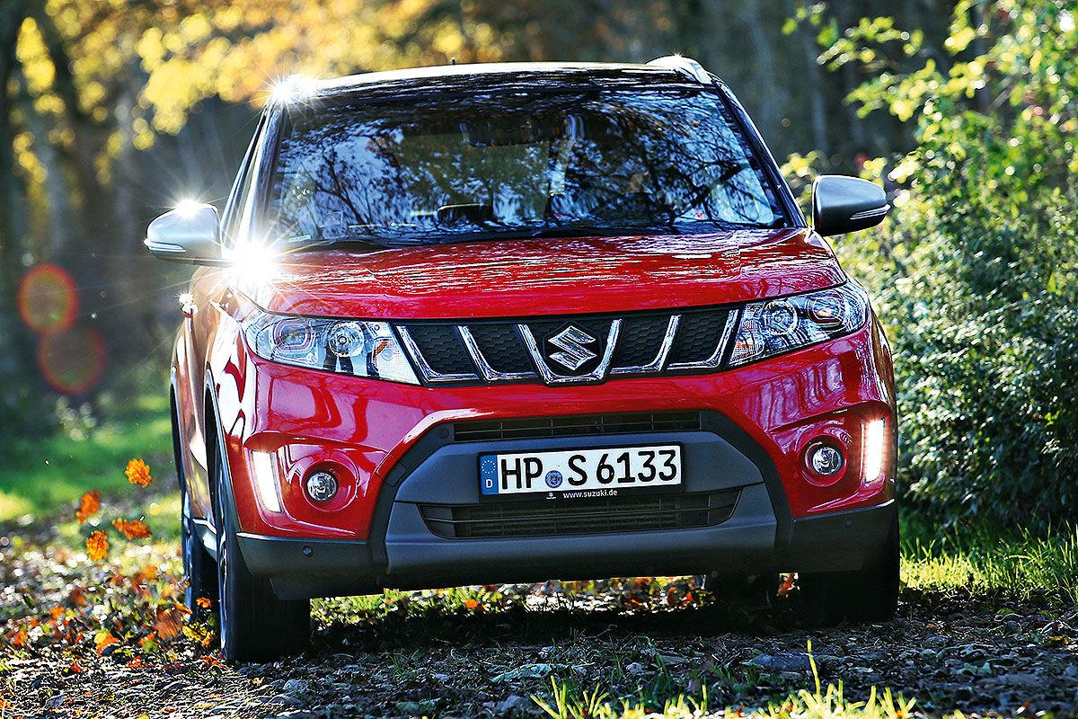 Suzuki Vitara S im Dauertest