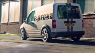 Ford Tourneo Connect mit RS-Technik