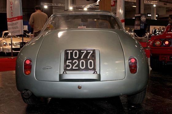 Alfa Romeo Giulietta SZ (Baujahr 1962)