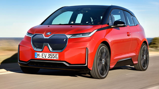video bmw i3 facelift 2019. Black Bedroom Furniture Sets. Home Design Ideas