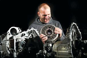 Problemfall Doppelkupplungsgetriebe