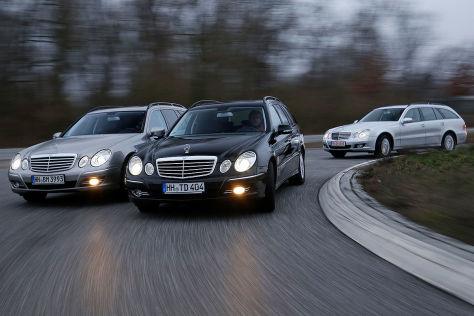 Anlasser  Mercedes-Benz E-Klasse Kombi Benziner