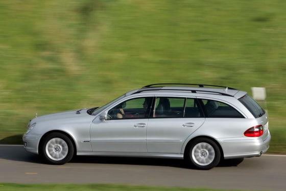 Mercedes E-Klasse (W211)