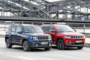 Jeep Renegade/Jeep Compass: Test
