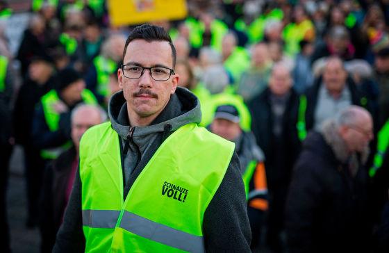 Was die Gelbwesten in Stuttgart wollen