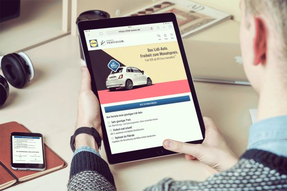 Schnell und digital zum Fiat 500