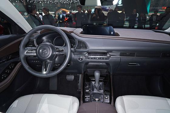 Das ist der neue Mazda CX-30