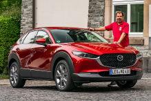 Mazda CX-3 (2019): erste Infos