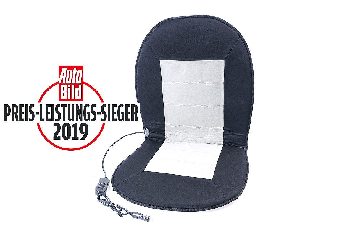 Sitzheizungs-Sitzauflagen: Test-Ergebnisse