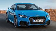 Audi TT RS Facelift (2019)