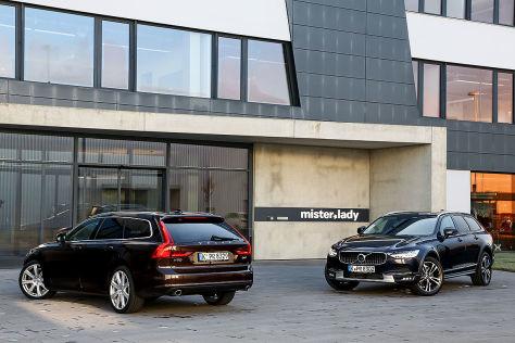 Volvo V90 V90 Cross Country Kaufberatung Autobild De