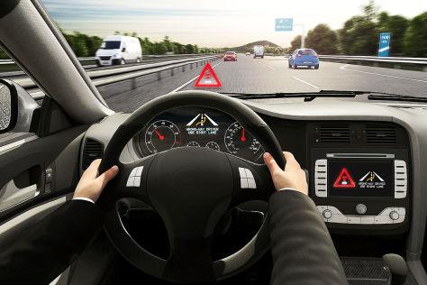 App von Bosch und Antenne Bayern warnt vor Falschfahrern