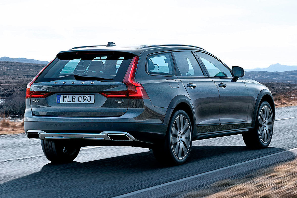 Kaufberatung Volvo V90, V90 Cross Country