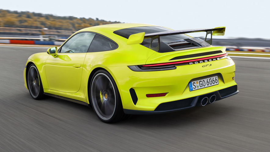 Video: Porsche GT3 992 (2020) - AUTO BILD