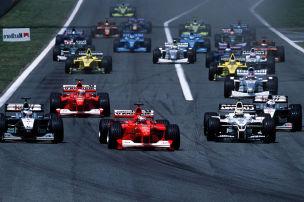 Diese Hersteller waren schon in der Formel 1