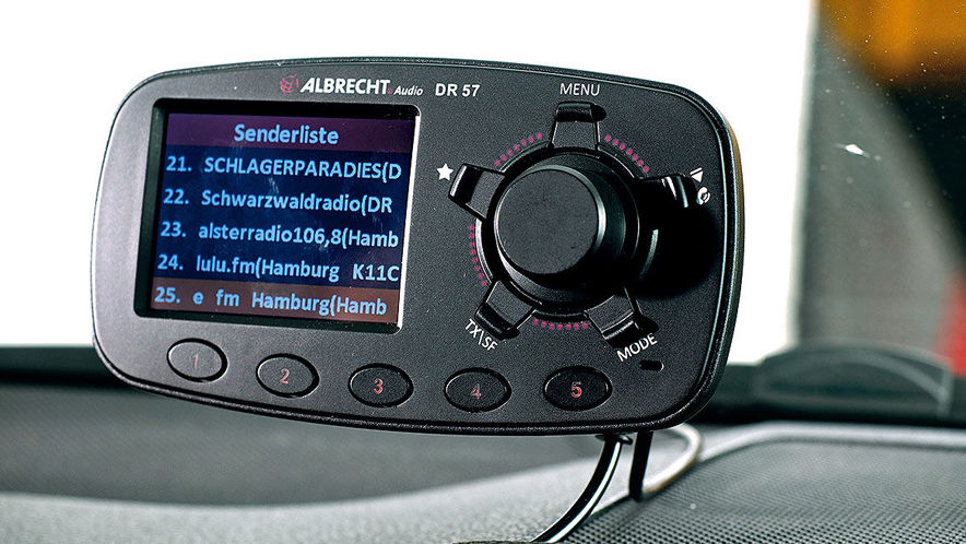 Dab Adapter Für Stereoanlage