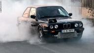 BMW E30 mit Monster-Turbo