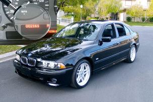 Ein BMW 540i E39 im Neuzustand!