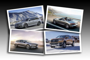 Aufregende Fahrzeuge – aufregende Preise