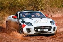 Jaguar F-Type Rallye: Fahrbericht
