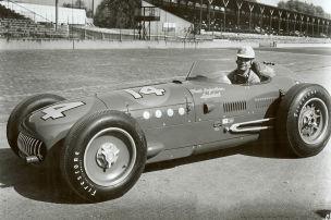 Indy: Als ein Dieselmotor auf Pole fuhr