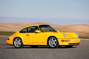 Porsche von Jan Koum