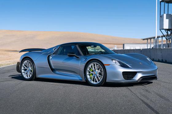 Porsche von Whatsapp-Gründer Jan Koum