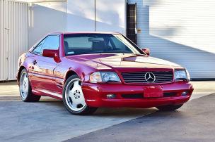 Mercedes SL 500 (R129): Gebrauchtwagen