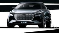 Audis neues E-SUV-Coupé