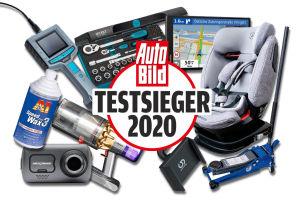 Die besten Autoprodukte 2020
