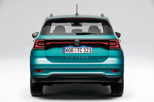VW T-Cross Premierentest