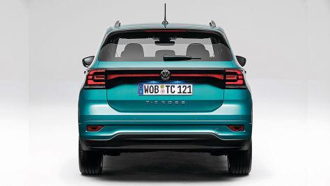 VW T-Cross Premierentest